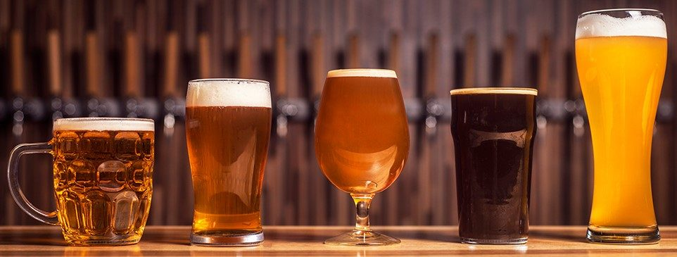line-of-beers