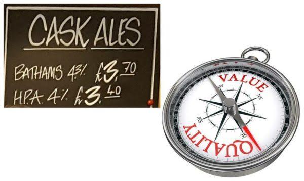 Beer pricing